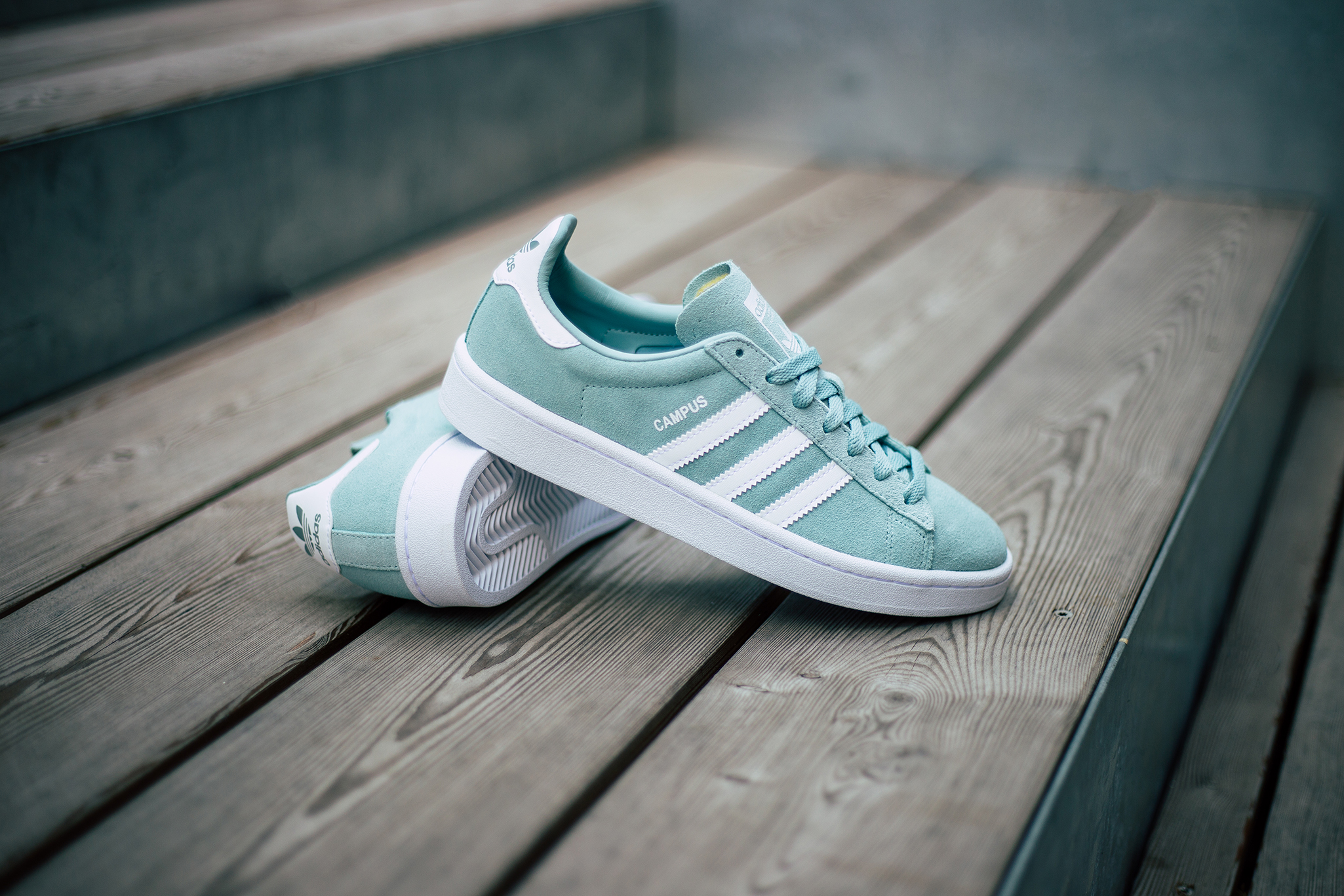 Sneakers by Distance - adidas Campus J BY9578