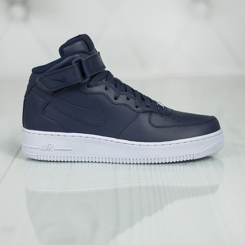 buty nike air force 1 mid 07 cool grey